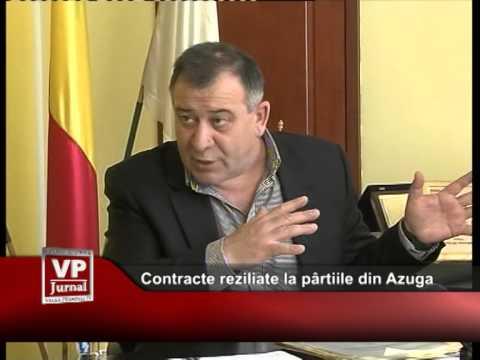 Contracte reziliate la pârtiile din Azuga