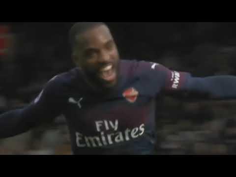 Fulham vs Arsenal 1 5 All Goals & Highlights 07 10 2018 HD 60fps