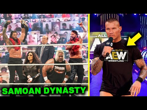 Randy Orton Leaves WWE For AEW & Roman Reigns New Samoan Dynasty - 5 Huge Leaked WWE Rumors For 2020