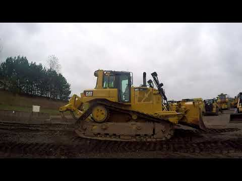 CATERPILLAR TRACTEURS SUR CHAINES D6TXWVP equipment video 7LpUPvUAb_Y