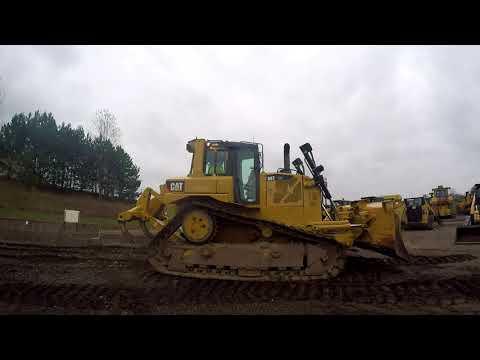 CATERPILLAR CIĄGNIKI GĄSIENICOWE D6TXWVP equipment video 7LpUPvUAb_Y