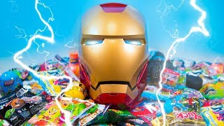 HUGE Iron Man Surprise Helmet Super Hero Toys for Boys Surprise Ooshies Marvel Toys Kinder Playtime  Today on Kinder Playtime Tony Stark sent us an EPIC Iron Man Helmet filled with Surprise Toys!  This Iron Man helmet is filled with a ton Superhero surprise toys and surprise eggs including Marvel Ooshies, Ninja Turtle Ooshies, Cars 3 Ooshies, MyMoji Blind Bags, Mashems, and so much more!Toys featured in this Iron Man Surprise Helmet Include:Marvel Legends Series Iron Man Electronic HelmetWhether Iron Man is protecting civilians or blasting across the world to fight for justice, he relies on fully loaded armor designed for heavy combat and advanced aerial attacks. Highly detailed and 1:1 full-scale premium role-play items come to the MARVEL LEGENDS line! In addition to 2 glowing LED eyes, the Iron Man Helmet has a magnetized faceplate that can be completely detached from the helmet and then connected to the top. Attaching and detaching the faceplate triggers light up eyes and dramatic sound effects. The Iron Man Electronic Helmet features premium sculpting and deco and is an impressive addition to any Marvel collection. The helmet interior and the faceplate are detailed to evoke the electronic design. The exterior of the helmet boasts a remarkable attention to detail and a beautiful finish.Surprises:Marvel Ooshies Blind BagsDisney's Cars 3 Ooshies Blind BagsMarvel TSUM TSUM Series 3 Blind BagsMarvel Spiderman Pint Size Heroes Blind BagDr. Jacko's Ooze Surprise EggThe Batman LEGO Movie LEGO Blind Bag25 Pokemon Surprise PackTeenage Mutant Ninja Turtles Ooshies Blind BagThe Grossery Gang Yuck Bar Surprise EggPaw Patrol Mashems Surprise EggDC Comics Kawaii Cubes Posers Blind BagDisney Crossy Road Surprise ToyMadBalls Series 1 Blind BagMighty Morphin Power Rangers Pint Size Heroes Blind BagsHot Wheels Mystery Models Blind BagsThomas and Friends Mashems Surprise EggDespicable Me Minions Mineez Surprise EggStar Wars MyMoji Surprise Toy Blind BagJustice League Superhero Surprise EggsMarvel MyMoji Superhero Blind BagsNickelodeon Characters Figural Keyring Blind BagImaginext DC Comics Surprise Figure Blind BagMore Kinder Playtime Surprise Toy Openings!HUGE Baby Groot Surprise Toy Opening Guardians of the Galaxy Toys for Boys Superhero Kinder Playtimehttps://www.youtube.com/watch?v=mXP9zde4fusHUGE Teenage Mutant Ninja Turtles Surprise Bucket TMNT Super Heroes Toys for Boys Kinder Playtimehttps://www.youtube.com/watch?v=YRG8z35baq8HUGE LEGO Batman Surprise Present Super Hero Blind Bags Toys for Boys Kinder Playtimehttps://www.youtube.com/watch?v=X3cB4d14LywHUGE Spiderman Surprise Present for Kids Super Hero Toys for Boys Pokemon Minecraft Kinder Playtimehttps://www.youtube.com/watch?v=CjWaApSDUTkHUGE Paw Patrol Surprise Present from Santa Claus Christmas Toys for Boys Blind Bags Kinder Playtimehttps://www.youtube.com/watch?v=_B9yb42I2ioHUGE Teenage Mutant Ninja Turtles Advent Calendar Surprise Toys TMNT Christmas Toys Kinder Playtimehttps://www.youtube.com/watch?v=gKSBN5eslRwHUGE Tonka Truck Surprise Toys Bucket Toy Truck Surprise Egg Trucks Toys for Boys Kinder Playtimehttps://www.youtube.com/watch?v=ODWi1pX6n_UHUGE Minions Surprise Egg Despicable Me Kevin Surprise Toys Funny Toy for Kids Kinder Playtimehttps://www.youtube.com/watch?v=CEQakilk81YHUGE FINDING DORY SURPRISE POOL Toy Surprise Eggs Disney Toys Boy Toys Girl Toys Kinder Playtimehttps://www.youtube.com/watch?v=dJV9lkevzgoHUGE Popcorn Surprise Bucket Toys Finding Dory Frozen Elsa TMNT Ninja Turtles Kinder Playtimehttps://www.youtube.com/watch?v=ZTyAxUjLhd0Huge Mashems & Fashems Surprise Toy Finding Dory Ninja Turtles Batman Paw Patrol MLP Kinder Playtimehttps://www.youtube.com/watch?v=I3nj3BCvjxoHUGE Finding Dory Surprise Box & Toy Bag Elmo Toys Shopkins Blind Bags Disney Toys Kinder Playtimehttps://www.youtube.com/watch?v=W0g7IPl3nHoHUGE Avengers Captain America Surprise Toy Box Yo-Kai Watch Toy Cars Spiderman Toys Kinder Playtimehttps://www.youtube.com/watch?v=pdTtd85gFH0HUGE Star Wars Surprise Egg Darth Vader Surprises BB-8 Toy Mario Brothers Hot Wheels Kinder Playtimehttps://www.youtube.com/watch?v=yGfQ5yXntekHUGE Ninja Turtles Surprise Bucket TMNT & Kid Surprise Toys for Boys Cars Kids Toy Kinder Playtimehttps://www.youtube.com/watch?v=AaAj_50wotM