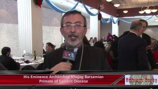 Christmas at St. Vartan Armenian Cathedral, 2015