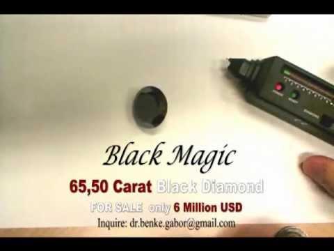 Black Diamond For Sale 65,50 Carat