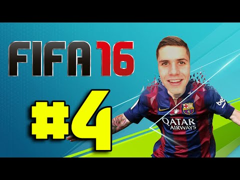 Fifa 16 - Be a Pro #4 - Bez formy ? [Xbox360][CZ] [FullHD]
