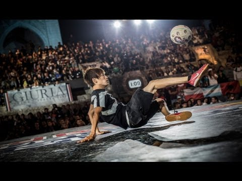 Red Bull Street Style World Finals 2012 Italy