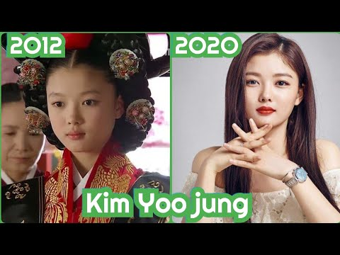 THE MOON EMBRACING THE SUN 👑 CAST THEN & NOW 2020 |🇰🇷 HaraLeelayTV
