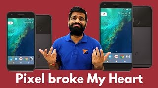 Video Google Pixel Broke My Heart 😭 MP3, 3GP, MP4, WEBM, AVI, FLV November 2017