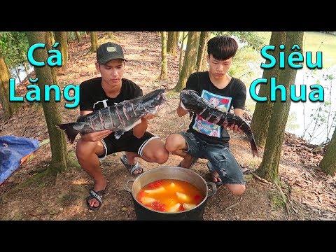 Hữu Bộ | Làm Nồi Lẩu Cá Lăng Măng Chua Khổng Lồ - Thời lượng: 19:01.