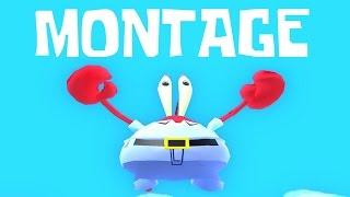 Mr. Krabs Montage!