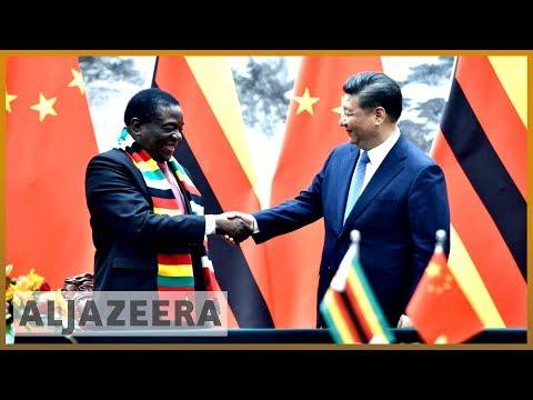 🇿🇼 🇨🇳 Zimbabwe seeks to boost investments in China | Al Jazeera English