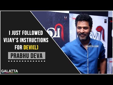 I-just-followed-Vijays-instructions-for-Devi-L--Prabhu-Deva