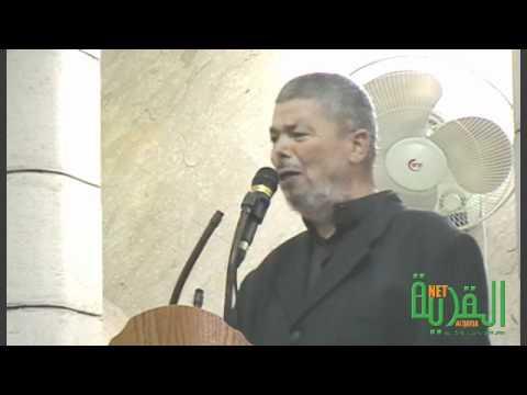 خطبة الجمعة لفضيلة الشيخ عبد الله نمر درويش 4/11/2011