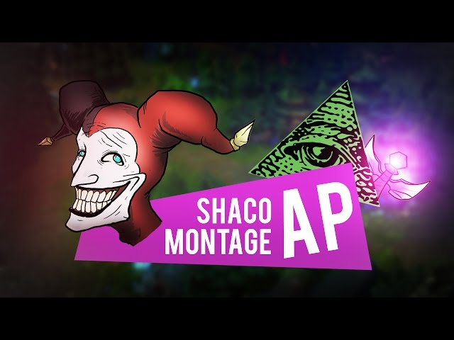 AP Shaco (Pink Ward) Montage