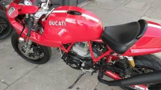 5. 2007 Ducati Sport Classic 1000S