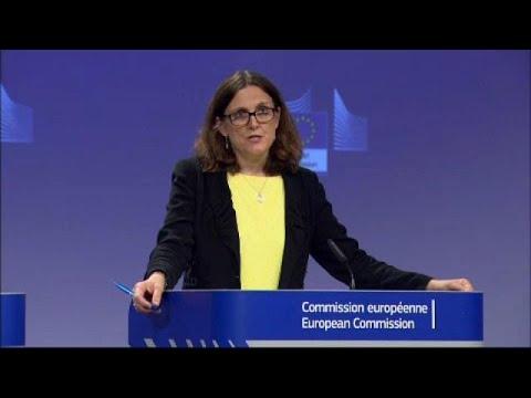 Stahlzölle: EU verklagt USA vor Welthandelsorganisation