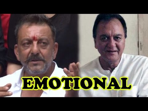 Sanjay Dutt Gets EMOTIONAL Over Father Sunil Dutt!