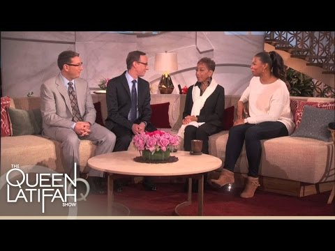 Rita Owens Thanks The Doctors Who Helped Her | The Queen Latifah Show