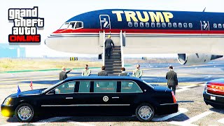 Join us in this very debatable presidential election. JK Today we patrol in GTA 5 LSPDFR Online with Donald Trump Escorting the President in a convoy to LAX ...