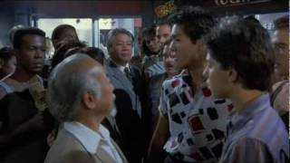 Download Video The Karate Kid - Ice Breaking Scene MP3 3GP MP4