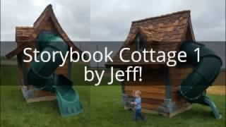 Client built Storybook Cottage
