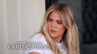 KUWTK | Khloé Kardashian Confronts Kourtney About Her Nasty Attitude | E!