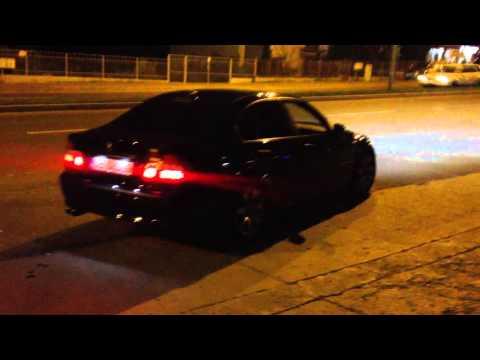 BMW e46 318d exhaust sound(remaped)