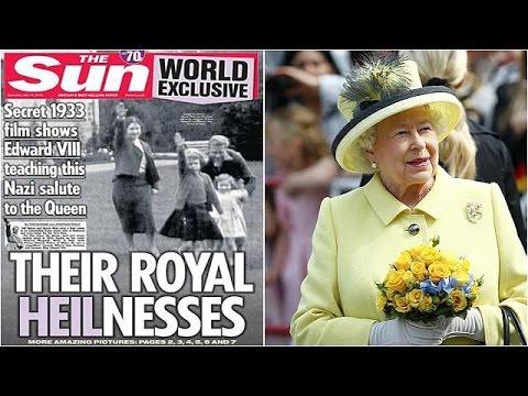 Η Βασίλισσα Ελισάβετ και ο ναζιστικός χαιρετισμός