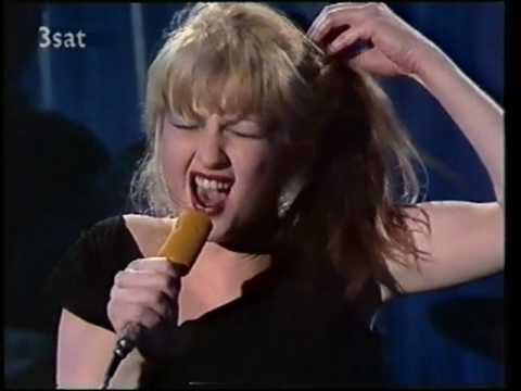 Blue Angel (Cyndi Lauper) I'm Gonna Be Strong on German TV (1980) (видео)