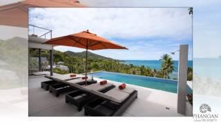Tropical Modern Style Villa Haad Tian, Koh Phangan, Thailand