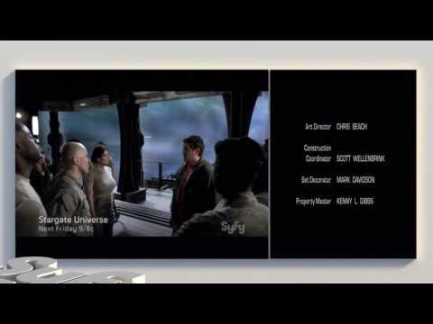 Stargate Universe Season 1 Episode 4 Trailer