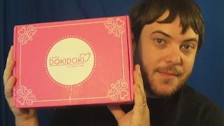 Unboxing - August Dokidoki Japan Crate by SkulShurtugalTCG