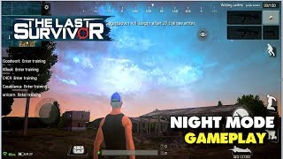 The Last Survivor : Stay Alive Night Map Gameplay (Android) HD