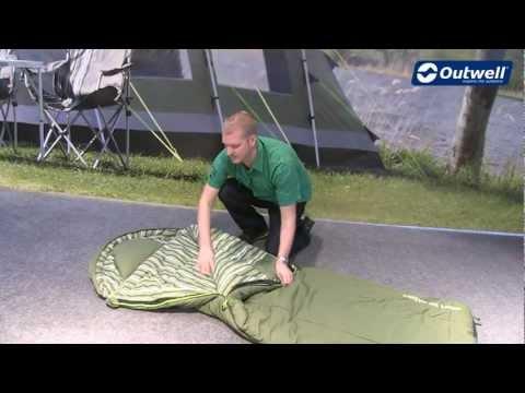 Відеоогляд спальника Outwell Camper Lux