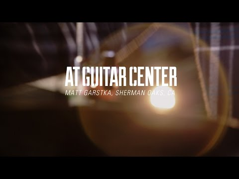 Matt Garstka At Guitar Center