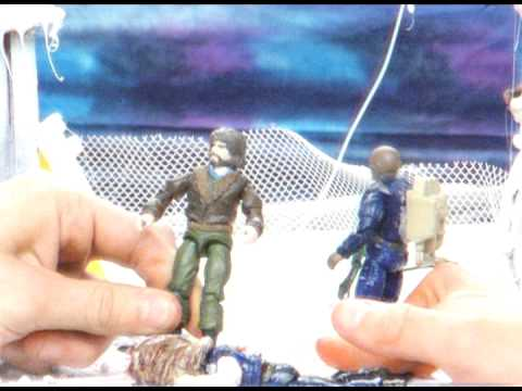 John Carpenter's The Thing 1982 Toy promo