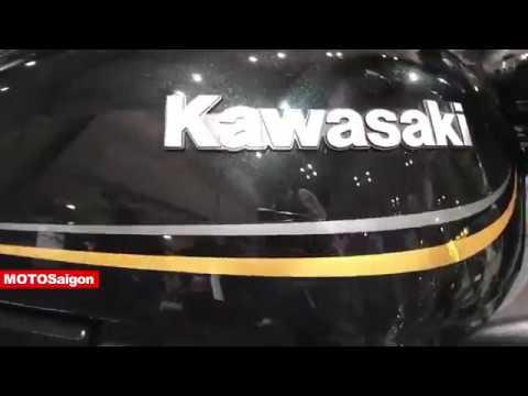 Kawasaki Z900RS giá bán 395tr độ pô NOJIMA và nhiều đồ chơi khác - Thời lượng: 100 giây.