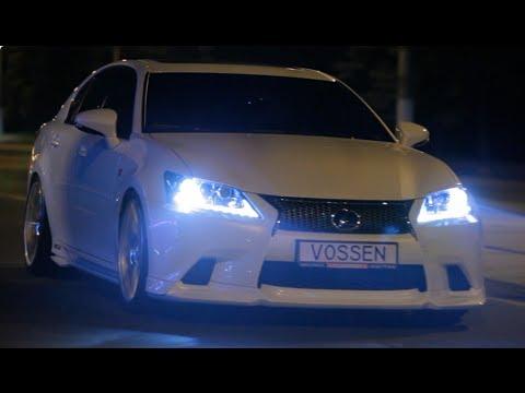 Lexus GS450h F-Sport | Vossen 20'' CV7 Concave Wheel | Rims