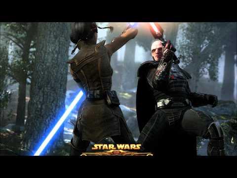 Star Wars the Old Republic Soundtrack - 15 Run Kessel Run