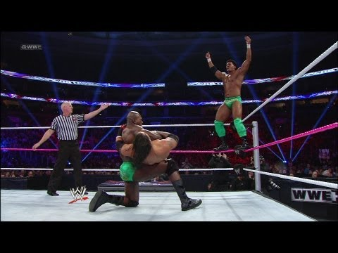 0 Ryback Match At WWE Show Stopped By Doctors Orders, This Weeks WWE Superstars