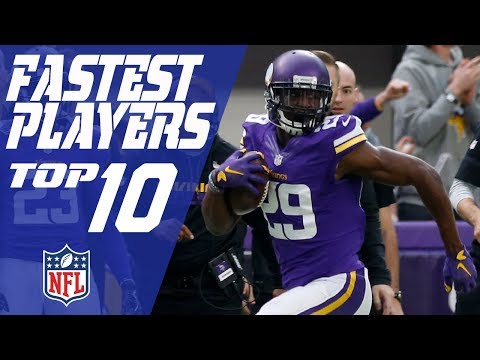Video Top 10 Fastest Players of the 2016 Season | Next Gen Stats | NFL download in MP3, 3GP, MP4, WEBM, AVI, FLV January 2017