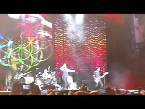 A Head Full Of Dreams live México City (Foro Sol) 04-2016