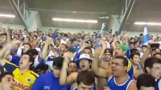 Pré jogo e palestra do Clebinho! . TORCIDA FANÁTI-CRUZ, A TORCIDA QUE MAIS CANTA NO BRASIL!