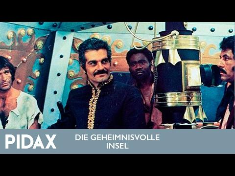 Pidax - Die geheimnisvolle Insel (1973, TV-Serie)