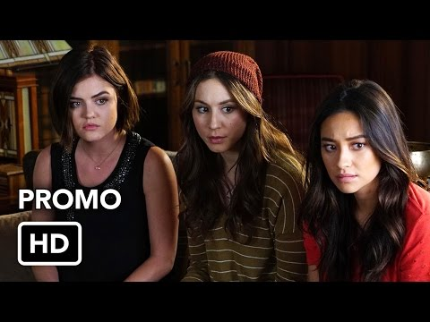 Pretty Little Liars - Episode 6.08 - FrAmed - Promo