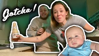 Alena Spits Beer Everywhere! by The Baked Clam