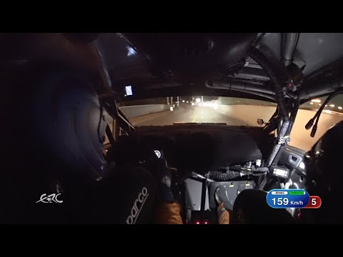 FIA ERC - 46 BARUM RALLY - OBC SS1 LUKYANUK
