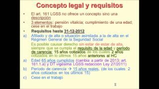 Umh1909 2012-13 Lec012 La Jubilación (1/3)