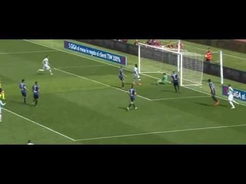 Caicedo GOAL Lazio vs Atalanta 1-1 06 05 2018