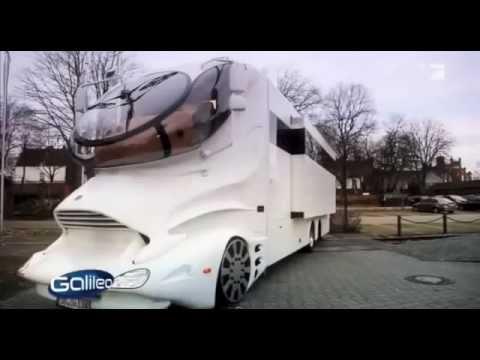 il camper più costoso del mondo! ben 3 milioni di euro!